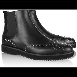 Michael Kors Sophie Studded Chelsea Boots sz 9 1/2